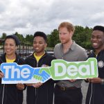 The Blair Project with Prince Harry
