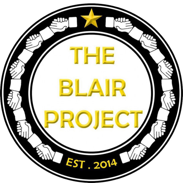 The Blair Project Logo